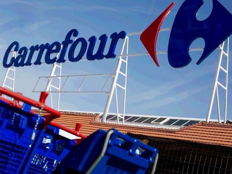 Carrefour-Carrito
