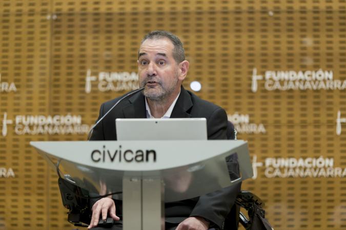 Presentación del plan estratégico 2018-2022 de Fundación Caja Navarra.