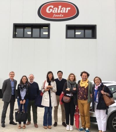 Foto Nota Prensa Galar Foods, 15-06-2018