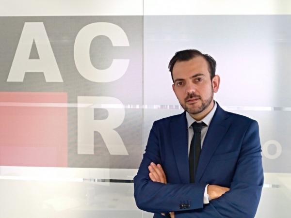 Jesús Miguel Alonso, director de I+D de ACR, la compañía referente en el desarrollo y gerencia de servicios globales de construcción e inmobiliarios.