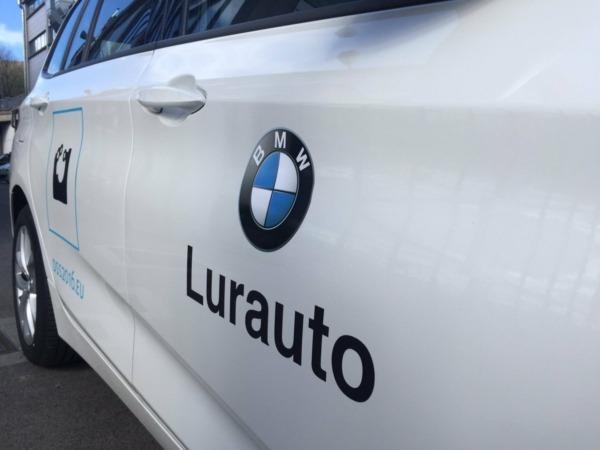 El concesionario BMW Archueta pasa a denominarse a partir de ahora BMW Grupo Lurauto
