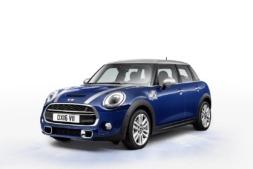 Imagen promocional del nuevo Mini Seven