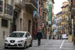 La iniciativa se enmarca en la intención del Consistorio pamplonés de realizar un plan de protección del paisaje urbano.