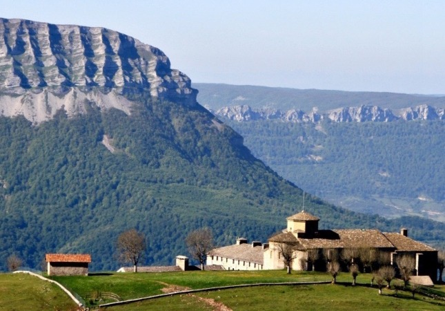 El turismo rural sigue siendo uno de los principales atractivos para los turistas que eligen Navarra.