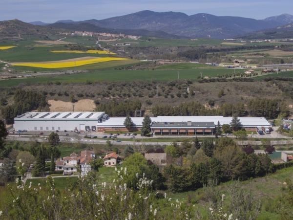 La planta de Schneider Electric en Puente la Reina, donde se va a fabricar New Unica.