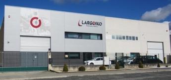 Exterior de Largoiko ubicada en Villatuerta