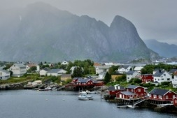 Navarra quiere importar las buenas prácticas del sector maderero de Noruega a nuestra región.