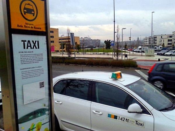 La Ley del Taxi fue aprobada hace 13 años.