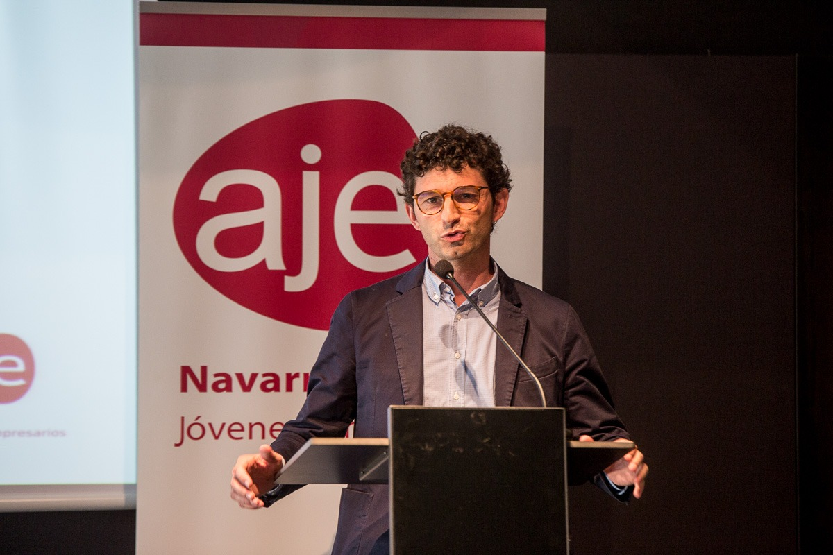XV Premios Joven Empresario/a de Navarra