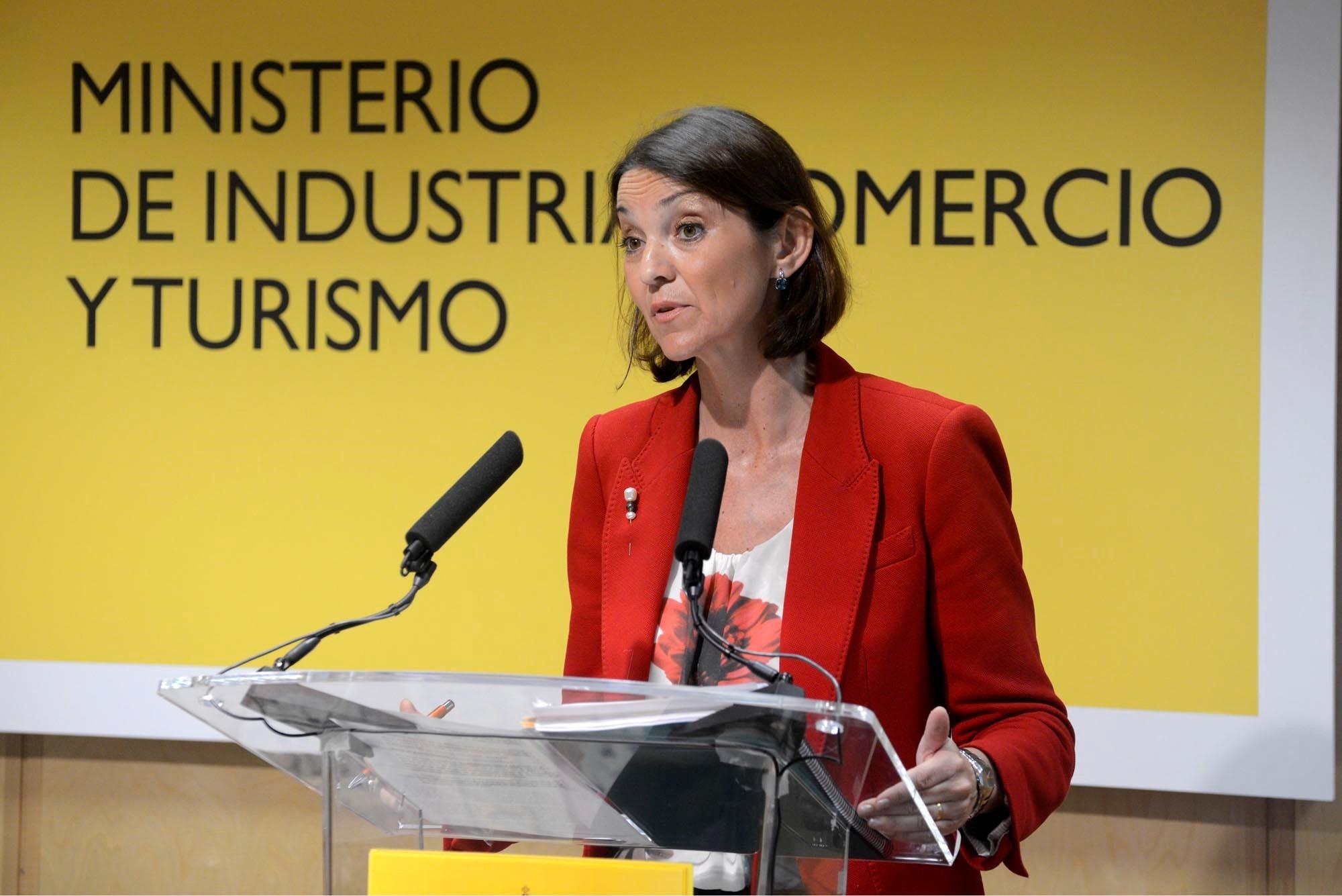La ministra de Industria, Comercio y Turismo visitará Navarra en agosto.