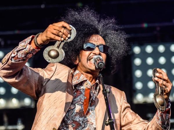 Abdul Ben Salem, de 'Abdul & The Gang', cerrará 'Global Groove' en el escenario Mercados del Mundo, el jueves 19.