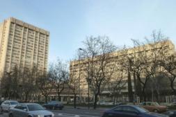 Sede del Ministerio para la Transición Ecológica, en Madrid, donde Geoalcali ha entregado la última documentación requerida para su proyecto Mina Muga.