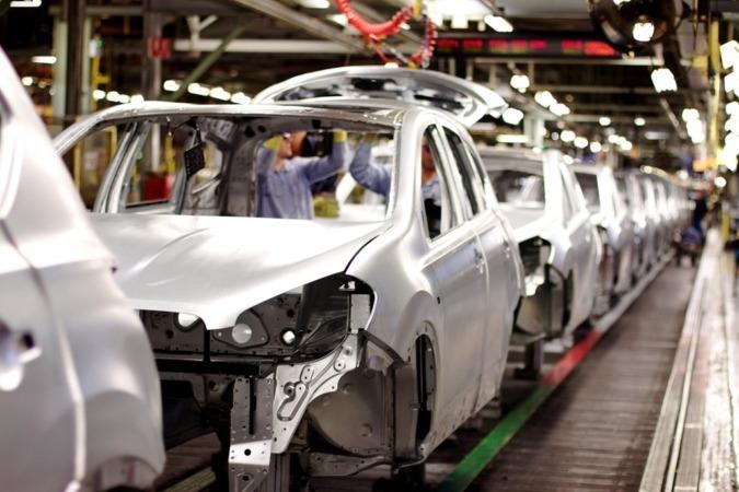 Manipulados Mendavia fabrica componentes para la industria automovilística.