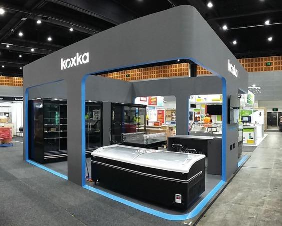 La marca Koxka, utilizada hasta ahora en muebles frigoríficos, se aplicará también al resto de productos de la compañía.