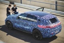El nuevo Mercedes-Benz EQC afrontará en España pruebas con temperaturas superiores a los 50º para comprobar su fiabilidad.
