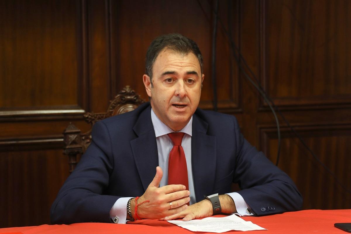 Javier Gallardo Banco Santander