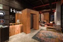 hostel RECEPCION