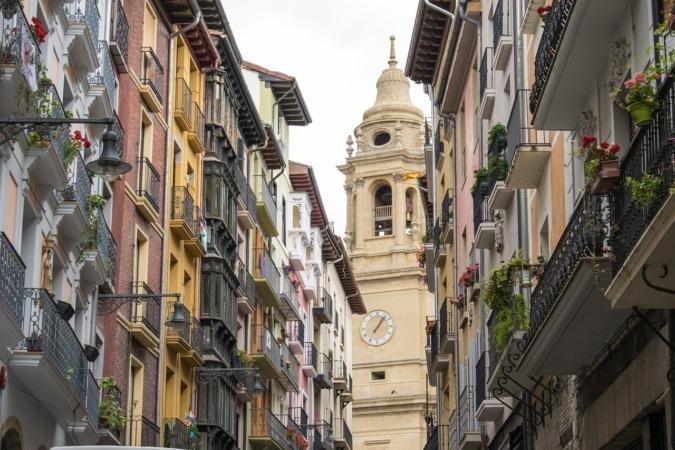El Ayuntamiento busca potenciar el turismo en Pamplona.