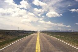 Muchas de las carreteras navarras necesitan una importante revisión.