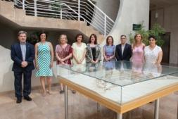 Rafael Rodríguez, Iosune Pascual, María Kutz, Cristina Bayona, Ainhoa Aznárez, Idoya Zabaleta, Peio Ayerdi, María José Beriáin y Silvia Arazuri.