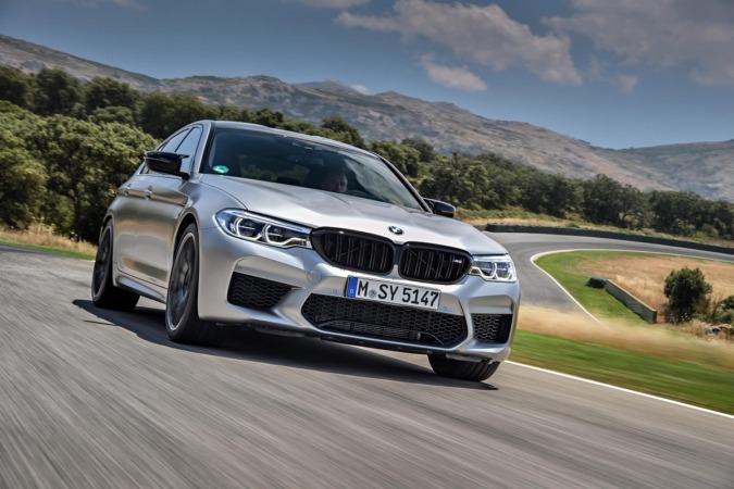 Imagen promocional del nuevo BMW M2 Competition