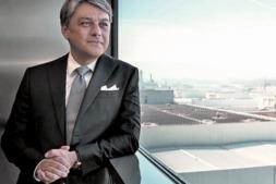 El nuevo presidente del Grupo Volkswagen en España, Luca de Meo.