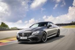 Imagen promocional del nuevo Mercedes-AMG C 63