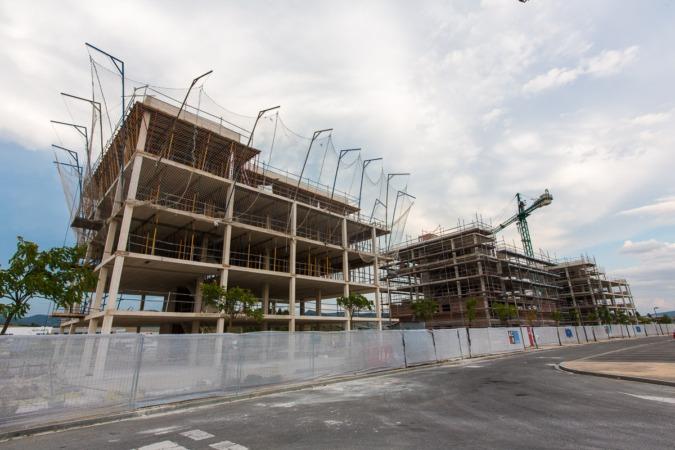 Edificios de nueva construcción en Ripagaina