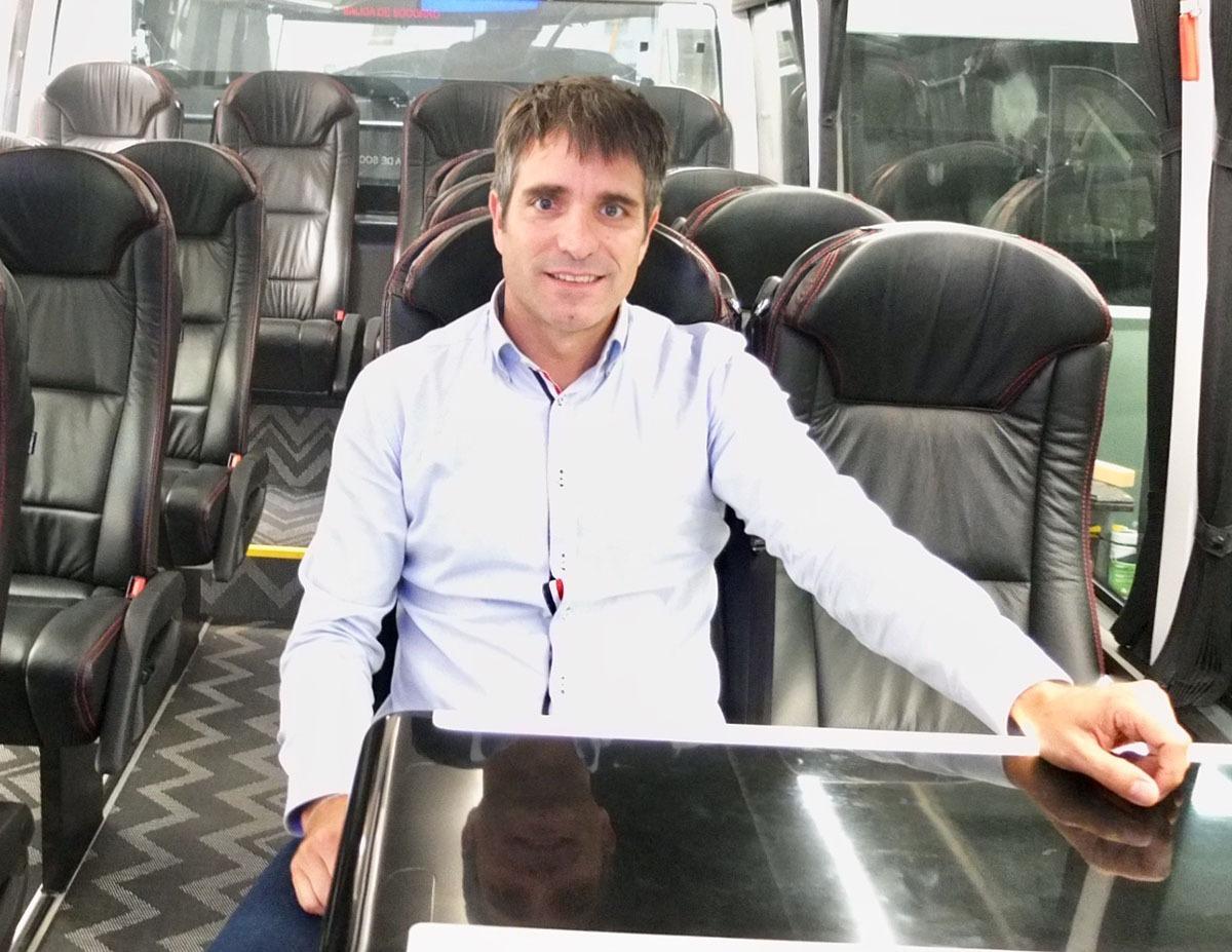 Manuel Corera es el nuevo Responsable de Ventas, Marketing y Comunicación de Integralia.