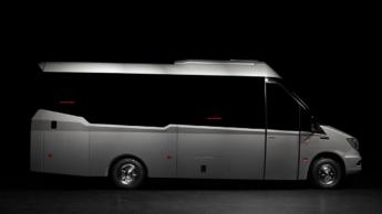 El microbús ONE es el nuevo modelo de Integralia.