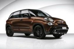 Imagen Promocional del nuevo Fiat 500L