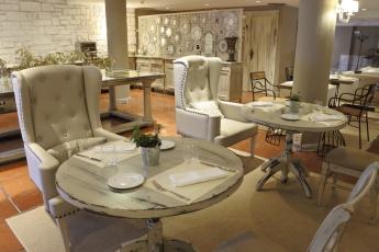 Detalle restaurante Pamplona El Toro Hotel&Spa.