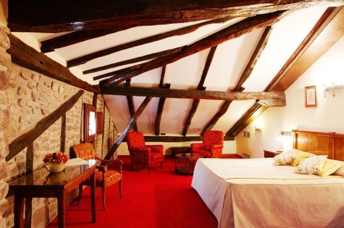 Habitación Doble Especial Hotel Señorío de Ursúa