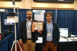 La empresa navarra Kunak Technologies ha obtenido la Mención de Honor de la Agencia de Protección Ambiental de Estados Unidos.