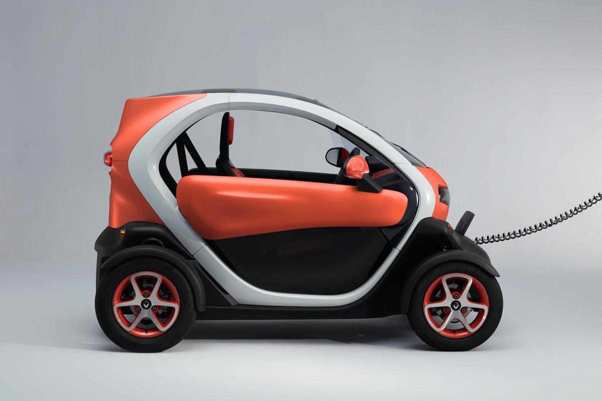 El revolucionario cuadriciclo 100% eléctrico, Twizy, es líder con una cuota de mercado del 73%.