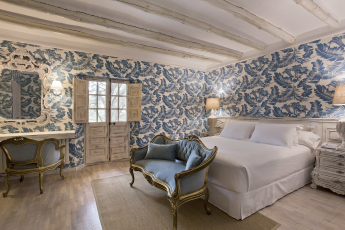 Imagen de la Suite Reina de Pamplona El Toro Hotel&Spa.
