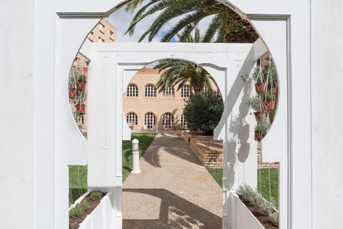 El proyecto Aromas en el Tiempo, de Cecina Collective, fue  premio del público Des-Adarve 2017.