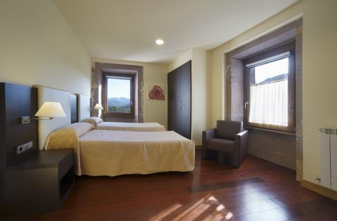 Palacio Borda habitación