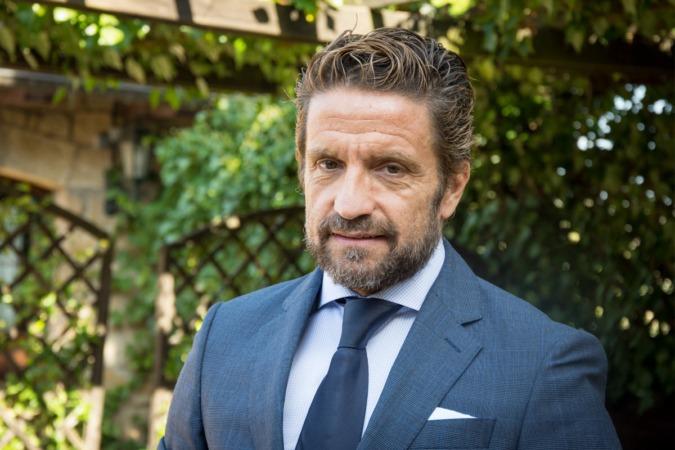 El presidente de Faconauto Gerardo Pérez Giménez.