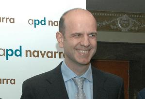 César Arraiza dejará su antiguo puesto como director financiero.