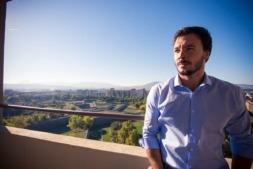 Adrián Larripa, CEO de bigD (FOTO: Miguel Moreno)