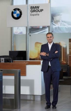 Alberto Copado, director ventas BMW 2