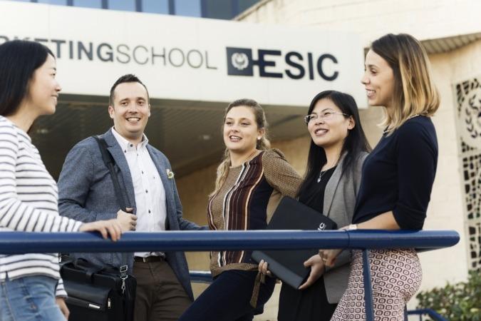 Alumnos de MBA de ESIC