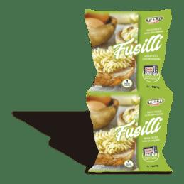 Bolsa Fusilli Bipack 2x200g Tutti Pasta