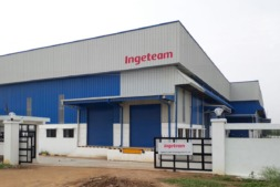 Planta de Ingeteam situada en Tamil Nadu (India).