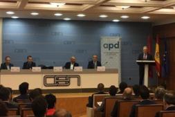 El encuentro se ha celebrado en la sede de la Confederación de Empresarios de Navarra (CEN).