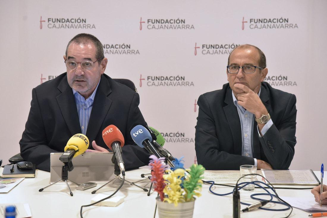 Javier Miranda y Javier Fernández