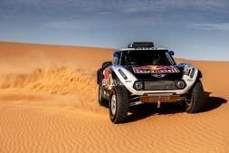 MINI va a por todas en el próximo Dakar