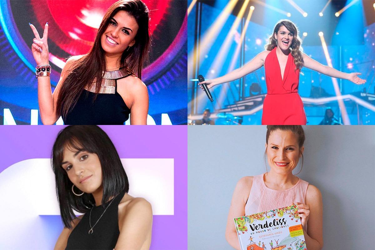 Sofía Suescun, Amaia Romero, Natalia Lacunza y Verdeliss, cuatro estrellas forales en la televisión.