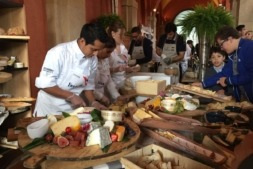 La nouvelle cuisine francesa protagoniza la fiesta de la gastronomía de Mahercatering.